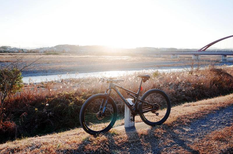 2021年の冬も自転車を粛々と楽しみたい