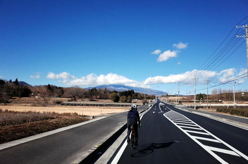 富士山を独り占めできる富士山すそのパノラマロード