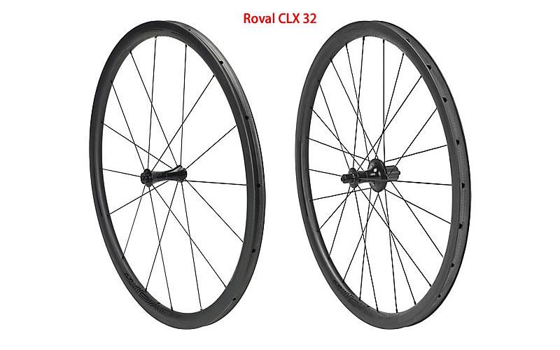 ホイールをRoval CLX 32チューブラーに交換したらどれくらい軽くなる?