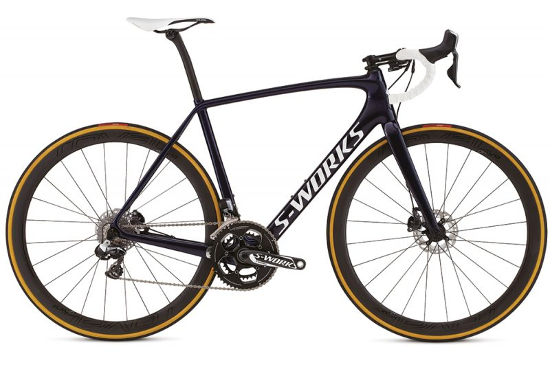 オススメ第1位はSpecialized S-Works Tarmac