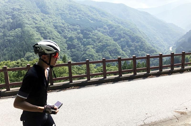 ロードバイクでGRを使うのはいろいろリスクが高い今日この頃