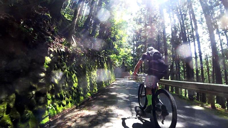 自転車でスタンディングスティルを練習してみよう!