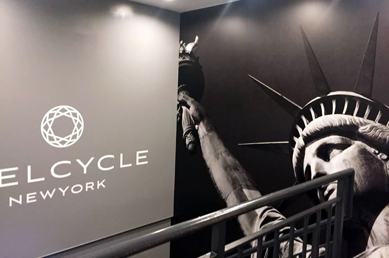 FEELCYCLEはニューヨーク発祥のバイクエクササイズ