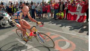Tour de France- 13th stage St.Etienne to L'Alpe d'Huez