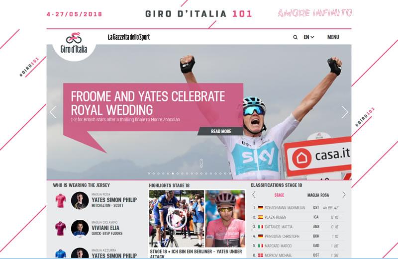 公式サイトは自転車レース観戦のバイブル!