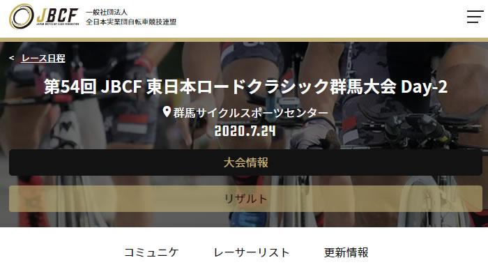 JBCF東日本ロードクラシック群馬大会のレーサーリストが発表され、血沸き肉踊る