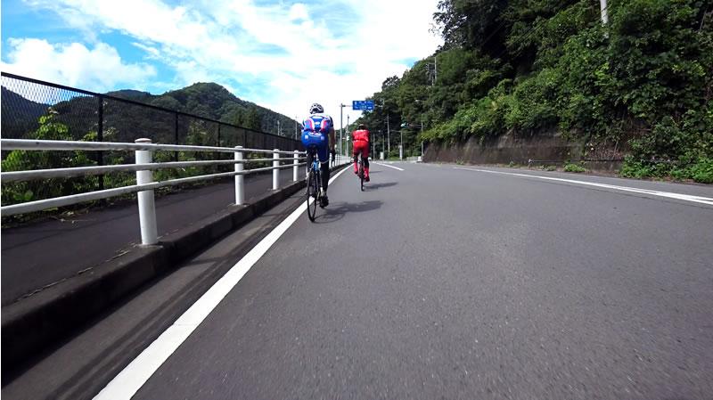 雛鶴峠に向かいます!