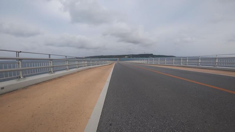 伊良部大橋の一番怖いところがココです。