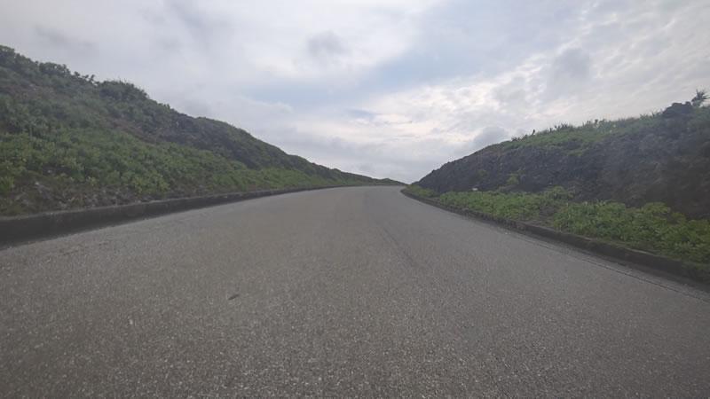 伊良部島の上りはパンチがある