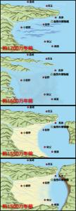 古秩父湾の歴史