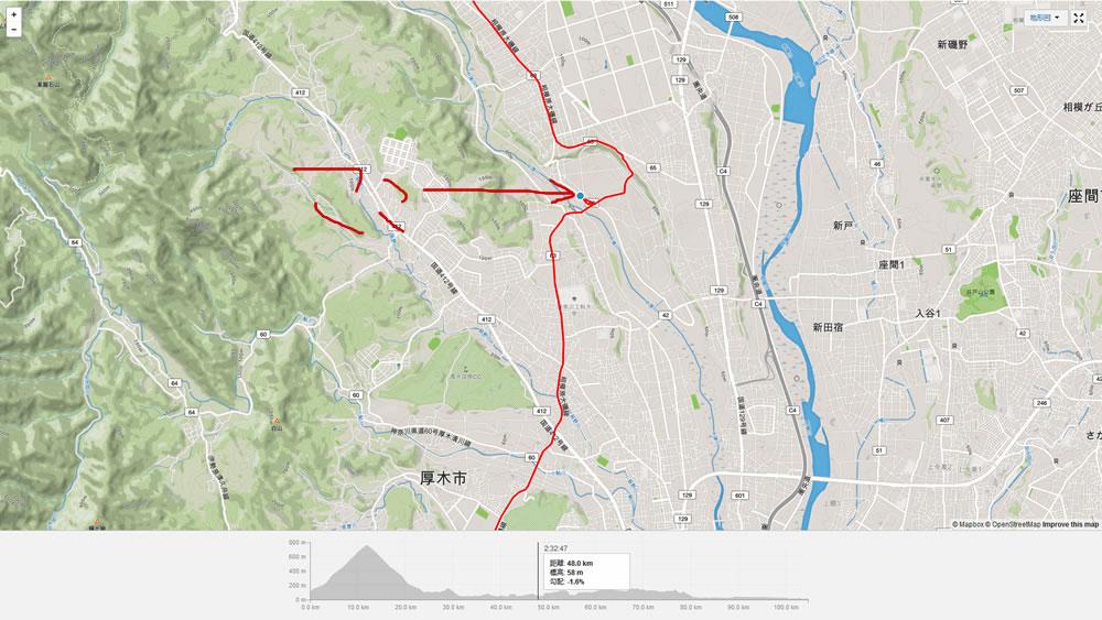 相模川の桜スポット