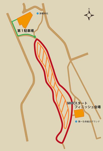 大井町クリテはオーバルコース