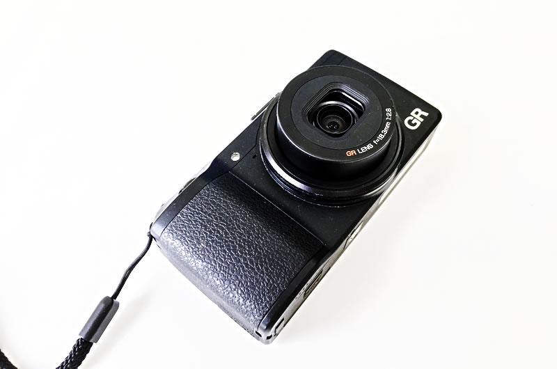 リコーGRは最強のロードバイクカメラ
