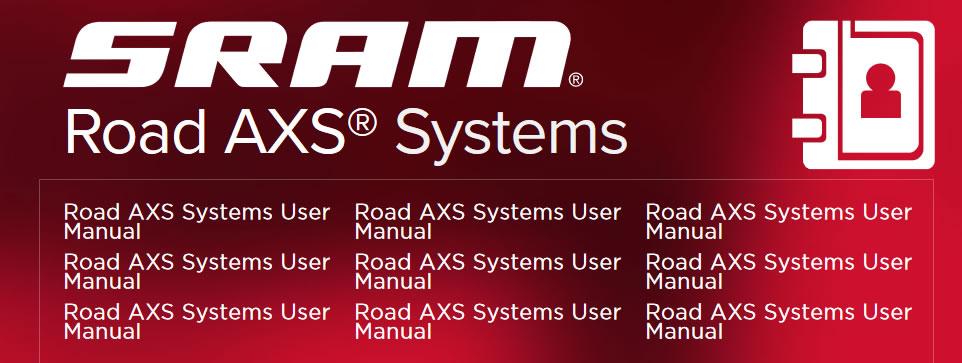 SRAM AXSシステム登場でロードバイクが12速化の時代に