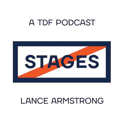ツール・ド・フランスのポッドキャスト「Stages」