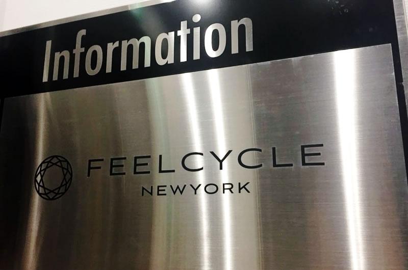 暗闇バイクエクササイズFEELCYCLEに行ってみた!