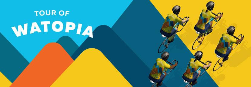 ツアーオブワトピア2019ステージ3に挑戦してみた!