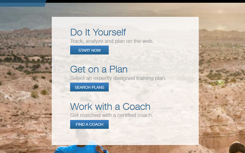 「Start Now」をクリック