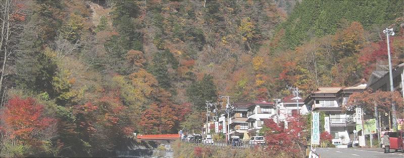 梅ヶ島温泉は静岡県の秘境