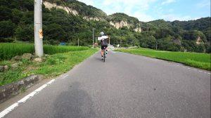 利根川沿いの県道を進む