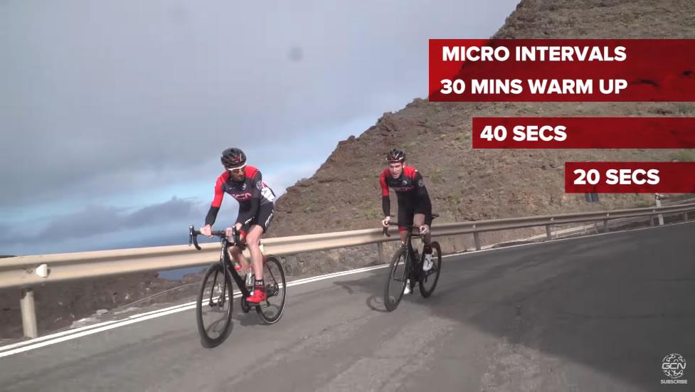 VO2Maxトレーニング① マイクロインターバル